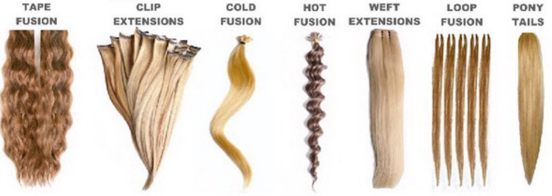 Pros And Cons Of Hair Extension Types